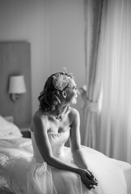 Braut Kristin - Foto by Katrin Dinkel