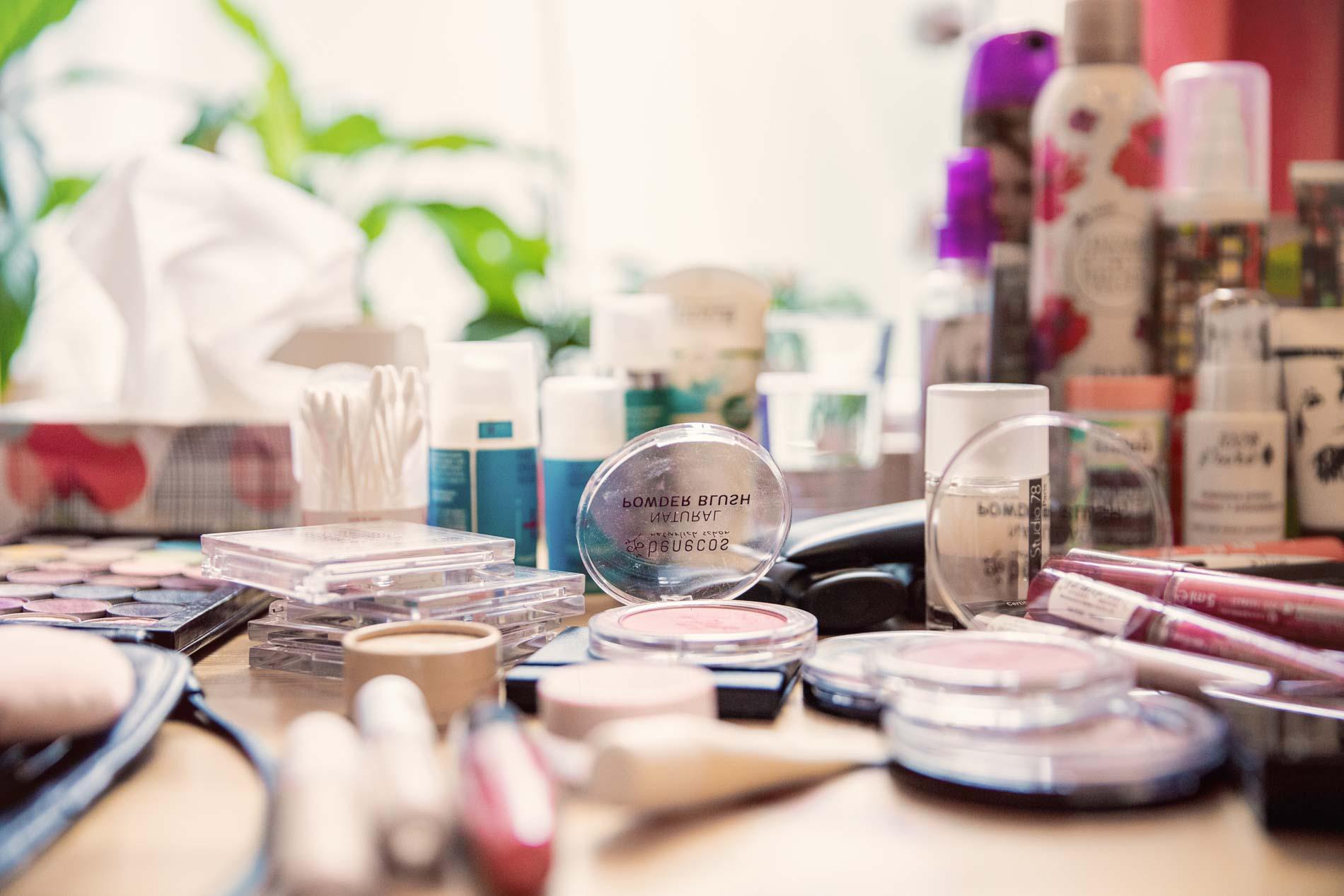 Hochzeits-Make-up (c) by Tanja Brückner