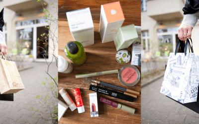 Tages Make-up mit veganer Naturkosmetik